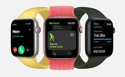 Apple představil nové Apple Watch Series 6 s měřením kyslíku v krvi i levnější hodinky Apple Watch SE od 7 999 korun
