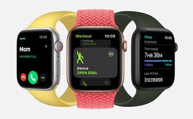 Apple predstavilo nové Apple Watch Series 6 s meraním kyslíku v krvi aj lacnejšie hodinky Apple Watch SE od 291 eur