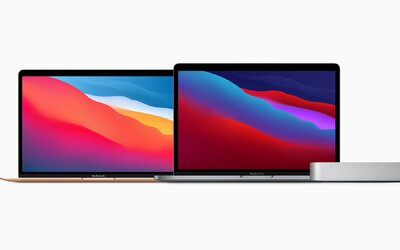 Apple přišel poprvé s vlastním ARM procesorem. MacBooky budou mít mnohem delší výdrž