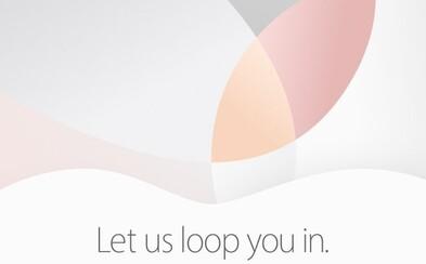 Apple rozposlal pozvánky na dlho očakávané predstavenie menšieho iPhonu SE