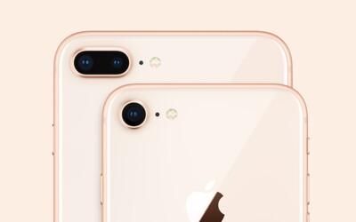 Apple roztrhalo konkurenciu na kusy. Zadné foťáky nového iPhonu 8 a 8 Plus sú úplná špička