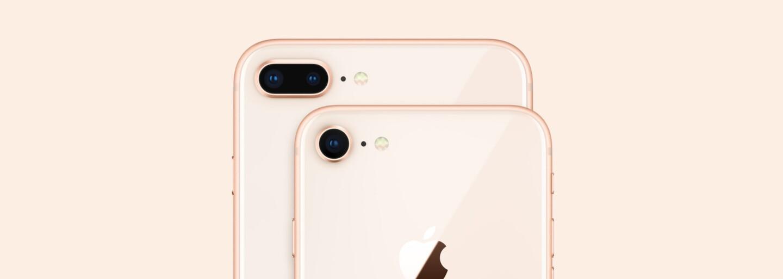 Apple rozdrtil konkurenci na padrť. Zadní foťáky nového iPhonu 8 a 8 Plus jsou úplná špička