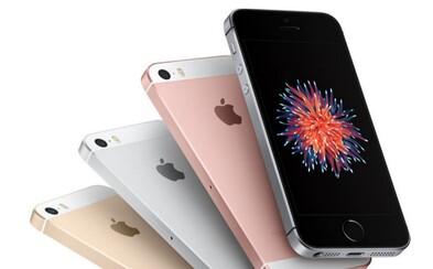 Apple sa vracia ku klasike. Nový iPhone SE ponúka šikovný 4-palcový displej a slušnú výbavu