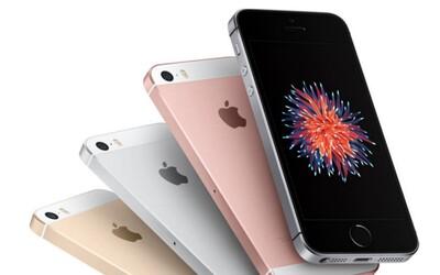 Apple se vrací ke klasice. Nový iPhone SE nabízí šikovný 4palcový displej a slušnou výbavu
