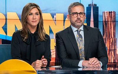 Apple TV+ seriály s Jasonom Momoom či Jennifer Aniston sklamali, zhodujú sa recenzenti