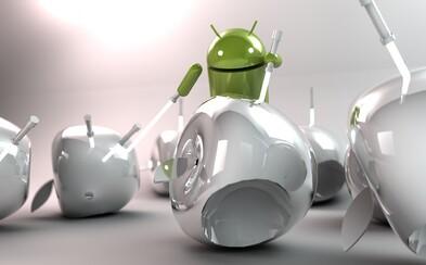 Apple už není nejcennější světovou společností, překonal ho Google!