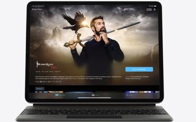 Apple v tichosti představil nový iPad Pro s Magic Keyboard a další produkty. Tvůj další počítač není počítač, říká v reklamě