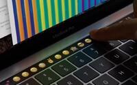 Apple vie, kde je najlepšia kvalita. OLED displeje pre nový MacBook Pro a jeho Touch Bar vyrába Samsung