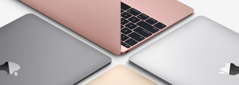 Apple vylepšilo MacBook. Těšit se můžeme na rychlejší procesor, růžové provedení i delší výdrž