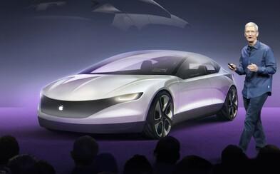 Apple vyvíja revolučný softvér pre samojazdiace autá. Tim Cook tvrdí, že ich grandiózny projekt nemá obdoby