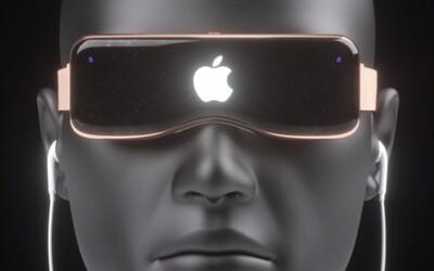 Apple vyvíjí headset, který rozšíří naši realitu. Revoluční produkt by měl přijít na pulty obchodů do tří let