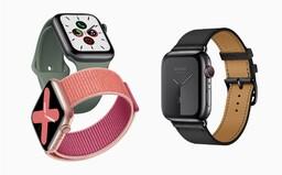 Apple Watch Series 5 prinášajú novinku. Ich displej bude svietiť stále