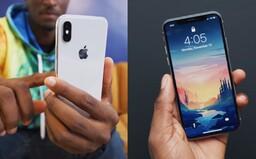 Apple začal po nové aktualizaci zpomalovat už i loňský iPhone X