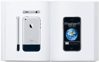 Apple začne prodávat novou knihu s historií jeho jedinečného designu za necelých 300 dolarů