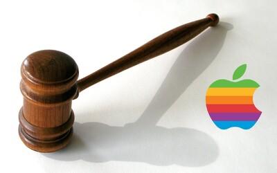 Apple žaluje svého zákazníka. Porušil zákon a odmítá zaplatit škodu