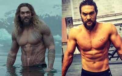 Aquaman Jason Momoa se stal nejhezčím mužem světa. Nechal za sebou fešáky jako Beckham nebo DiCaprio
