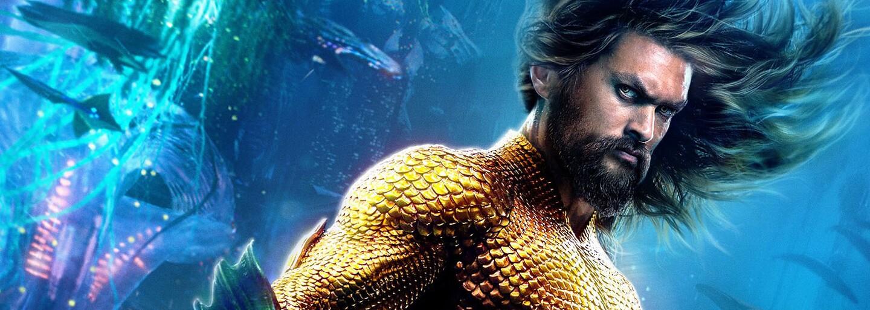 Aquaman je epickou rozprávkou pre deti každého veku, pri ktorej sa náramne zabavíš (Recenzia)