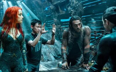 Aquaman nebyl nominován na Oscara za vizuální efekty. Režisér filmu to označil za zku*venou ostudu