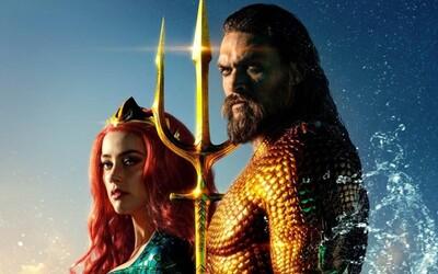Aquaman predstavuje gigantické podmorské monštrum a tvrdé boje s Ocean Masterom