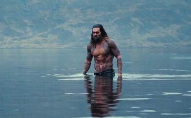Aquaman sa bude odohrávať až po udalostiach v tímovke  Justice League