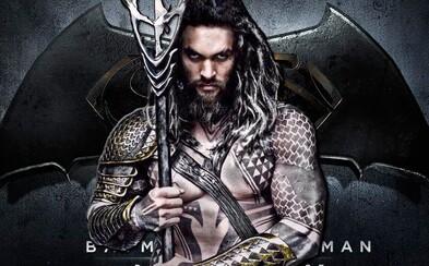 Aquamana natočí režisér Furious 7 a The Conjuring