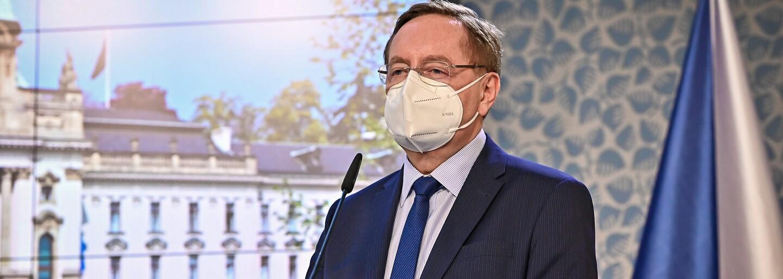 Arenberger: Česko se blíží k hranici, kdy by se dalo považovat epidemickou situaci za stabilizovanou. Je to ale na hraně