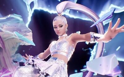 Ariana Grande mala virtuálny koncert vo Fortnite. Hráči si užili hity ako 7 Rings či skladbu so zosnulým Mac Millerom