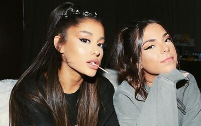 Ariana Grande pomáha kamarátke zabodovať u ASAP Rockyho. Zdieľala Tweet, v ktorom chváli raperov výkon na sextape