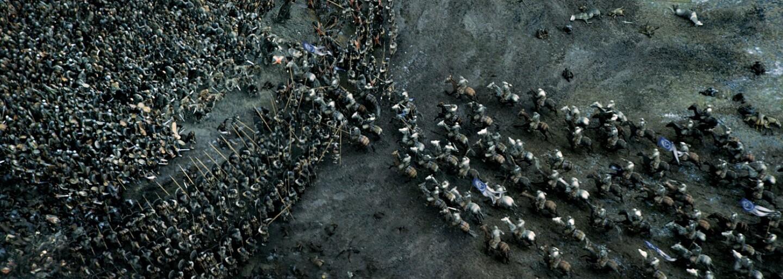 Armáda Lannisterovcov je pripravená bojovať na fotkách z pľacu zrejme najväčšej bitky seriálu Game of Thrones
