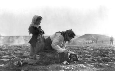 Arménska genocída: Jedna z najhorších genocíd histórie, počas ktorej Turci systematicky vyvraždili okolo 1 a pol milióna Arménov