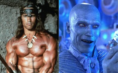 Arnieho Barbar Conan se ruší! Zahraje si místo toho Schwarzenegger záporáka v Batmanovi?