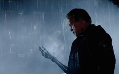 Arnold Schwarzenegger je späť ako Terminátor v prvom traileri pre Genisys