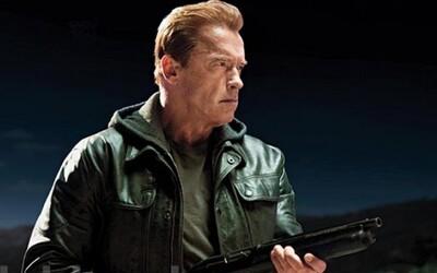 Arnold Schwarzenegger je znova Terminátor! Sleduj prvé fotky a zápletku filmu
