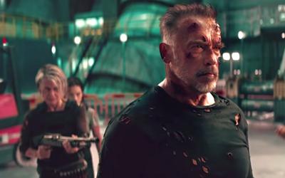 Arnold Schwarzenegger nasadil Terminátor mód. Explozívny trailer nám odhaľuje scény, pre ktoré sa oplatí ísť do kina