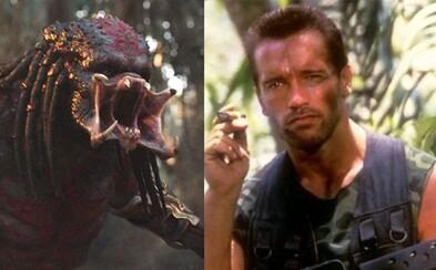 Arnold Schwarzenegger sa mohol objaviť v štyroch filmoch o Predátorovi. Prečo to nikdy nevyšlo?