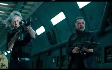 Arnold Schwarzenegger sa vracia vo svojej najlegendárnejšej úlohe. Terminátor: Dark Fate ťa epickým trailerom posadí na zadok