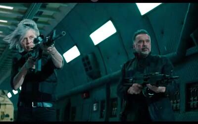 Arnold Schwarzenegger se vrací ve své nejlegendárnější roli. Terminátor: Dark Fate tě epickým trailerem posadí na zadek