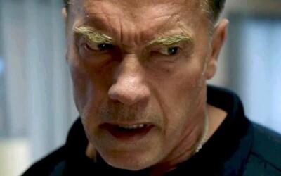 Arnold Schwarzenegger v necenzurovanom traileri na akčnú pecku Sabotage