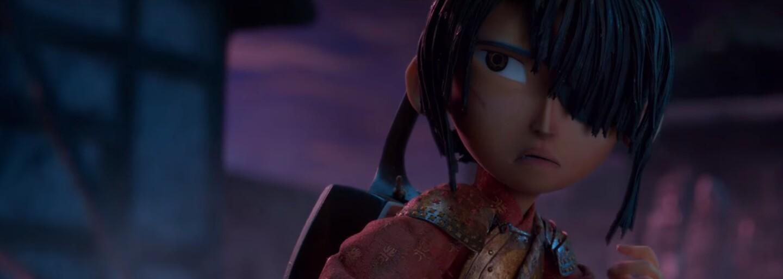 Art Parkinson, Matthew McConaughey a samuraji v novom animáku Laika Entertainment