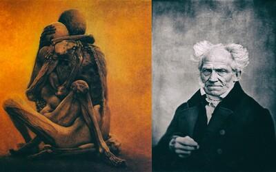 Arthur Schopenhauer: Představitel pesimismu tvrdil, že je láska jen iluzí, která zabezpečuje rozmnožování a že svět nemá žádný smysl