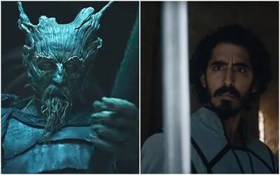 Artušov synovec čelí v úžasne vyzerajúcom fantasy bájnemu Green Knigtovi. Sleduj trailer staronovej legendy