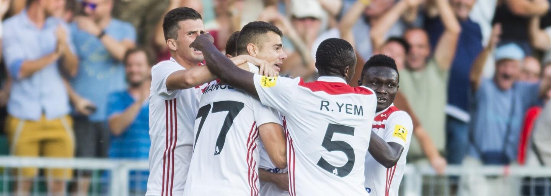 AS Trenčín rozobral favorizovaný Feyenoord na súčiastky. Už po polčase ukazovalo skóre 3:0 pre slovenský tím