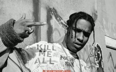 A$AP Mob na čele s Rockym sa ponoril do drogového biznisu v Londýne v 12-minútovom filme