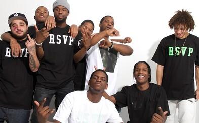 A$AP Rocky a ostatní členovia Mobu vzdávajú hold zosnulému Yamsovi jemu venovanou skladbou