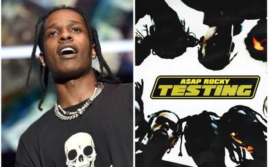 A$AP Rocky je po třech letech zpátky s novým albem! Hostuje Skepta, Frank Ocean i French Montana