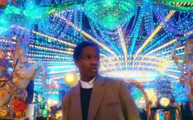A$AP Rocky na tripe s klipom Love, Sex & Dreams z albumu A.L.L.A.