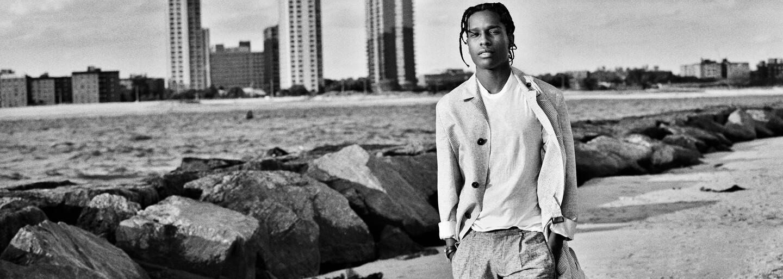 A$AP Rocky nespí, chystá mixtape s rockovou legendou Rodom Stewartom