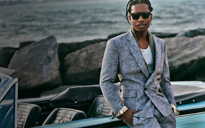 A$AP Rocky porozpráva o svojich miliónoch v novom tracku M's