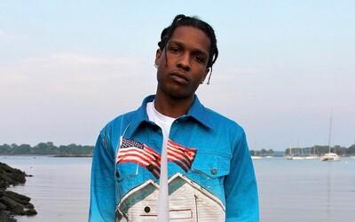 A$AP Rocky před soudem přednesl svou verzi incidentu. Za mříže ho může dostat rozhovor z roku 2017