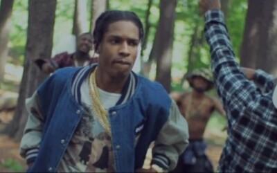 A$AP Rocky s klipom Angels pri príležitosti výročia jeho kariéry